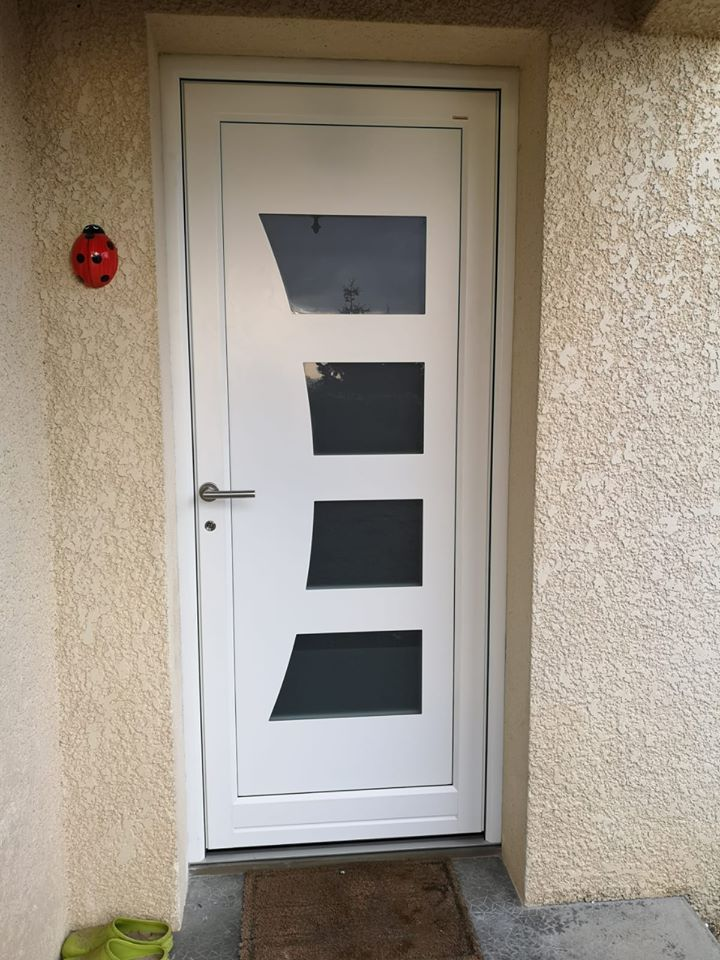 Porte d'entrée Internorm  gamme AT200