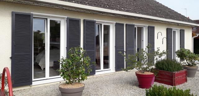Fenêtres et Portes d'entrée