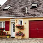 Osez la couleur sur votre porte de garage !